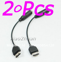Wholesale Pieces lotX mm Earphone Headphone Adapter For Samsung i617