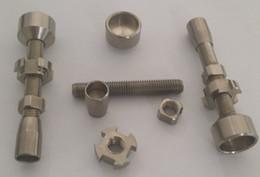 Wholesale titanium smoking Titanium Nail mm