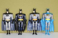 dc - 4pcs set quot DC Universe JLU Justice League Unlimited Batman Loose Toys