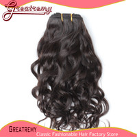 100% Brazilian Peruvian Indian Malaysian Virgin Human Hair B...