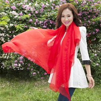 Wholesale 155 cm scarves Eighteen fashion woman long vacation sunscreen false Silk Scarf Shawl factory price