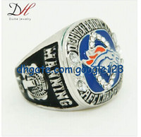 Wholesale Fashion sport Ring American Football Championship Ring for men big ring size