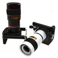Wholesale Universal x F1 Zoom Optical Digital Camera Telescope Monocular for Mobile Phone LJP109