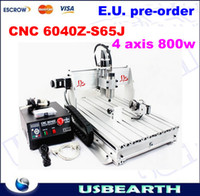 Wholesale Pre order ship from UK CNC Z S65J axis w engraving machine wood cnc router CNC Engraver CNC cutter axis cnc milling machine