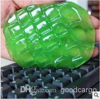 Wholesale Keyboard Cyber Computer Cleaning Compound Super Clean Slimy Magic Gel laptop Cleaner laptop Cleaner best quality