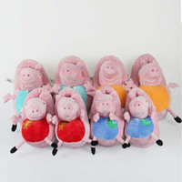 Cheap New style peppa pig shoes peppa family slippers parent-offspring shoes #6507