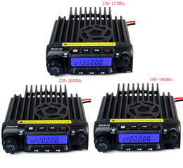 Wholesale Hot Sale VHF UHF MHz CH CTCSS DCS VOX Scan Retivis RT D Mobile Car Ham Radio Transceiver A9100