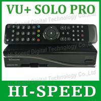 digital satellite receiver hd - Vu Solo pro BlackHole image Accept Original Software DVB S2 Linux Digital Full HD Satellite Receiver PVR