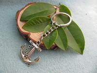 anchor keychain - Anchor Keychain Anchor Keychain Anchor Keychain Metal Key Chain Mens Gift Friendship Gift