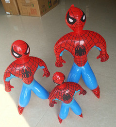 Toy Inflatable Spiderman Toy Cartoon & Anime & Movies Accessories Movie Cartoon Character Factory