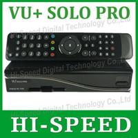dvb s2 receiver - 10pcs VU Solo Pro HD DVB S2 Satellite Receiver Mini VU Solo Pro HD DVB S2 Enigma2 Support OpenPLi Youtube IPTV