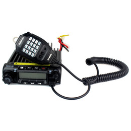 Wholesale Mobile Car Ham Radio Transceiver VOX Scan VHF UHF MHz CH CTCSS DCS Groups Retivis RT D A9100