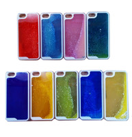 Wholesale Luminous sand PC cell phone cases For Iphone s s mobile phone shell Luminous Cases