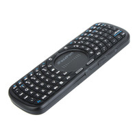 Wholesale iPazzPort G Mini Handheld Wireless Keyboard Mouse Touchpad For Google Android Smart TV Box with LED Light wxq288