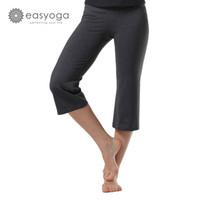 La easyoga veda Women yoga clothes pants slim butt-lifting elastic