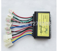 Wholesale L2424D W V brush motor electric scooter controller electric bicycle controller