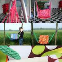 Cheap 110*60cm Summer Outdoor Thickening Leisure Fabric Oxford Fabric Swing Chair Comfortable Hammock