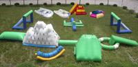 Wholesale inflatable water park games