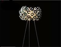 Wholesale Holland Moooi Dandelion Floor Lamp Moooi Floor Lamp Dandelion Big Floor Light Dandelion Aluminum Standard Lamp Richard Hutten Design Light
