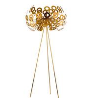 Wholesale Moooi Floor Lamp Holland Moooi Dandelion Lamp Floor Light Dandelion Aluminum Standard Lamp Richard Hutten Design Light LED Indoor Lighting