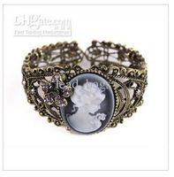 Wholesale Bracelet Carved Jade Head Fashion Hollow Out Beauty C