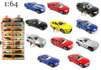 Wholesale 1 Alloy Models Sliding Car Mini Diecast Cars Toy Kids Favorite with brand logo for baby boys