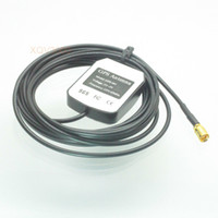 Wholesale mamagnet GPS Active Antenna SMB female jack straight MHz V RG174 cable