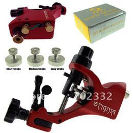 Wholesale Price Stigma Bizarre V2 tattoo machine high quality rotary tattoo gun red