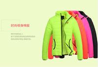 brand fashion tracksuits - 2014 New Brand women Winter Autumn Sportswear Fashion Down Coat Tracksuit Sports Suit Hoodies Leisure Wear Jacket parkas Free Ship