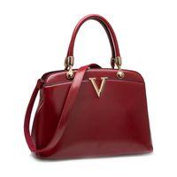 Wholesale New Designer e OL Handbags Elegant Shoulder Bags Vintage Tote Bags PU Leather Messenger Bags Colors