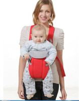Wholesale New Baby Carrier sling wrap Rider Infant Comfort backpack