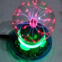 Wholesale Magic Plasma Crystal NEON Ball Home Party Lamp Light Xmas Gift USB Charger lava lamp