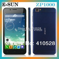 """Cheap Wholesale - - original ZOPO ZP1000 5.0""""IPS MTK6592 Octa Core Phone 1.7GHz Android 4.2 OS 1GB+16GB 14MP 3G GPS OTG mobile Phone"""