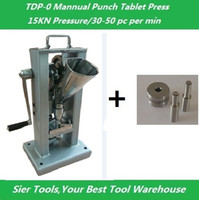 tablet press machine - Manual punch tablet press machine pc mm die pc per min Derliery by DHL0r UPS