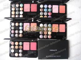 Wholesale Eye Shadow New makeup kit color eyeshadow color blush g
