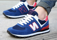 Wholesale women men sneakers new arrival Balance sport shoes colors