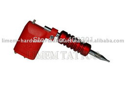 Wholesale rotary tattoo machine light and quiet good quality MJ004 red