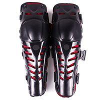 body armor - 1 Pair Motocross Protector Motorcross Racing Motorcycle Body Armor Knee Guard Pads Protection dandys