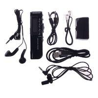 digital audio recorder - Hot Sale LCD GB Hr USB Digital Audio Activated Voice Recorder Dictaphone MP3 Player dandys