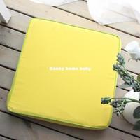 Wholesale Kat House yellow fat pad cushion according sulfamethoxazole washable thick tatami futon cushion