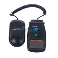 Wholesale New Range Digital Light Meter Photo Luxmeter Tester High Accuracy Photometer dandys