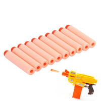 Wholesale 10Pcs Soft Safety Bullet Dart Shooting Blaster Nerf Gun Toy Sucker Round Head dandys