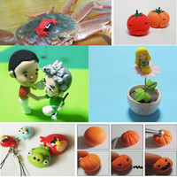 clay - 32 Colors DIY Modelling Polymer Clay Craft Block Soft Plasticine Educational Art dandys