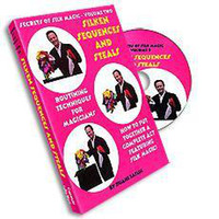 Wholesale Duane Laflin Silken Sequences And Steals no gimmicks magic trick