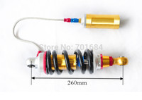 Wholesale HOT Top One quot MM Pit Dirt Bike Motorcycle ATV Suspension Air Shock Absorber JW398