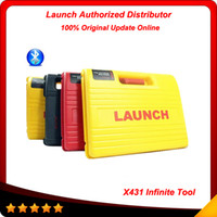 Wholesale Launch X431 Infinite Tool with Bluetooth printer Car Diagnostic Scan tool Free Online Update Launch x tool