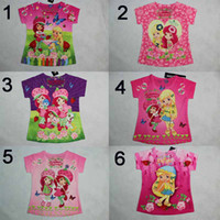 Cheap Strawberry Girl tshirt Best clothes