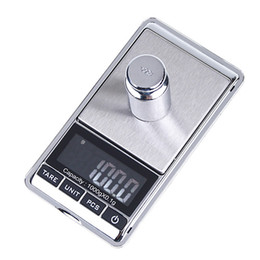 Wholesale Mini digital jewelry pocket garm scale g x g LCD H4118 white backlight