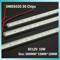 SMD 5630 12 volt led light - Led Light Bar DC Volt SMD Watts Aluminium Led Rigid Strip Bar Light cm