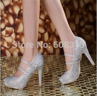 Cheap Women rhinestone shoes Best other Spring and Fall bridal shoes